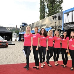 BMW Mini – Bar opening party - Foto č. 1
