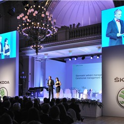 ŠKODA AUTO a.s. - Gala management session - Foto č. 1